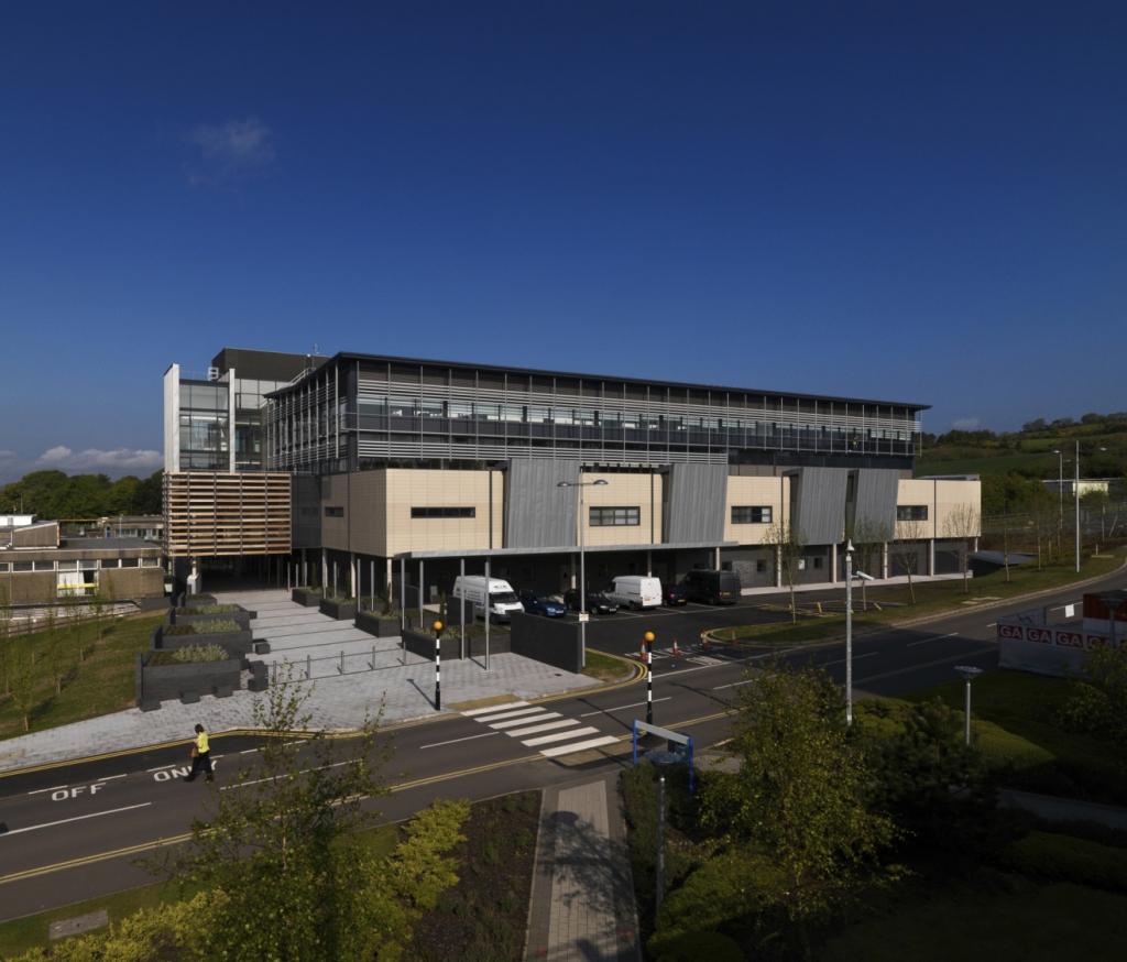 Ulster Hospital Todd Architects